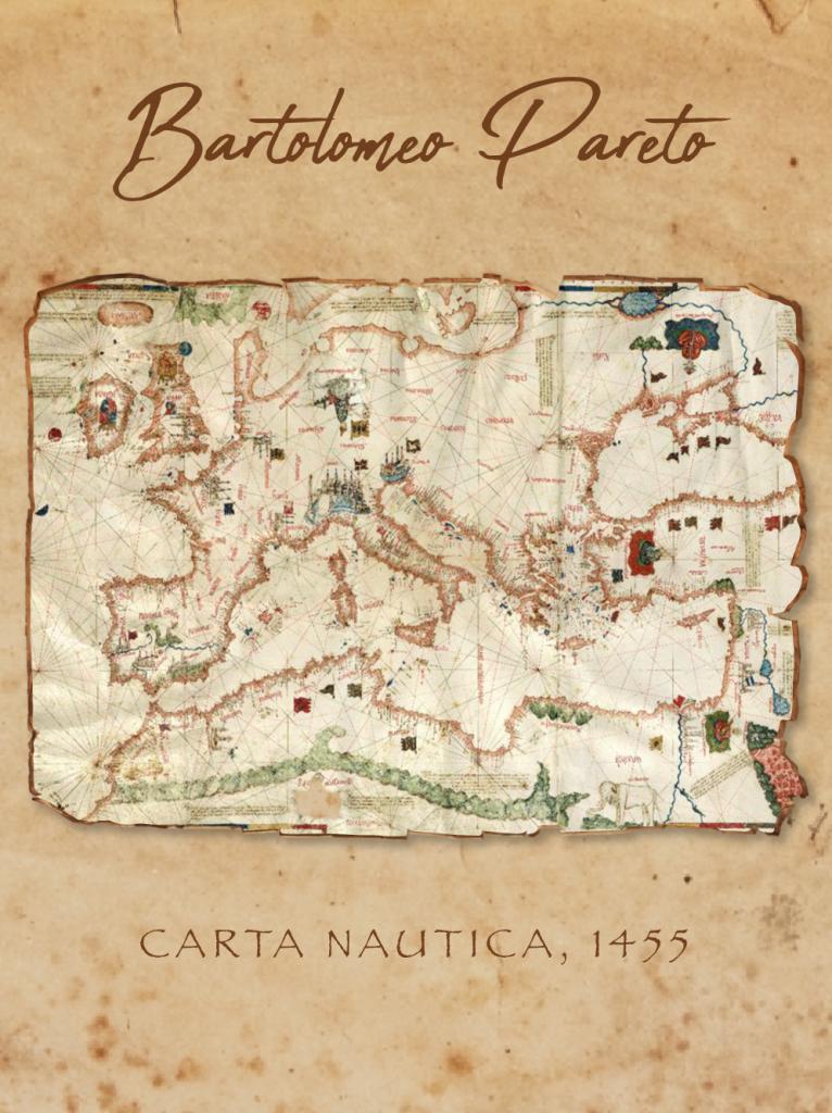 COD EXHIBITION - Carta Nautica Uno