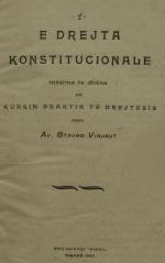 E-drejta-Konstitucionale