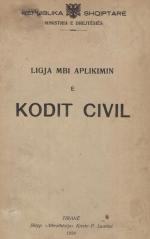 Ligji-mbi-Aplikimin-e-Kodit-Civil