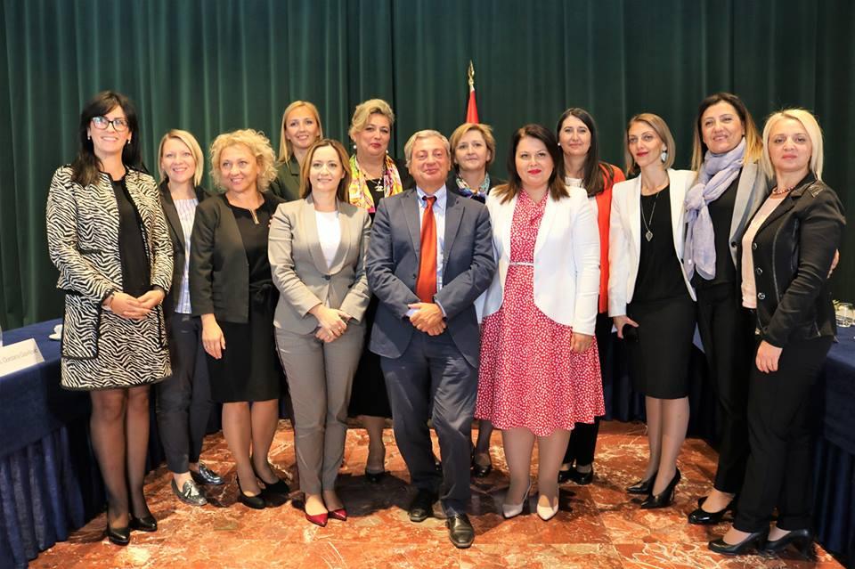 """UN Women"""" në Shqipëri,"""