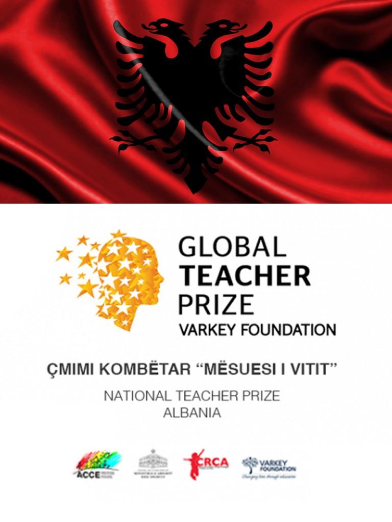"""Çmimet: """"Mësuesi i Vitit në Shqipëri"""""""