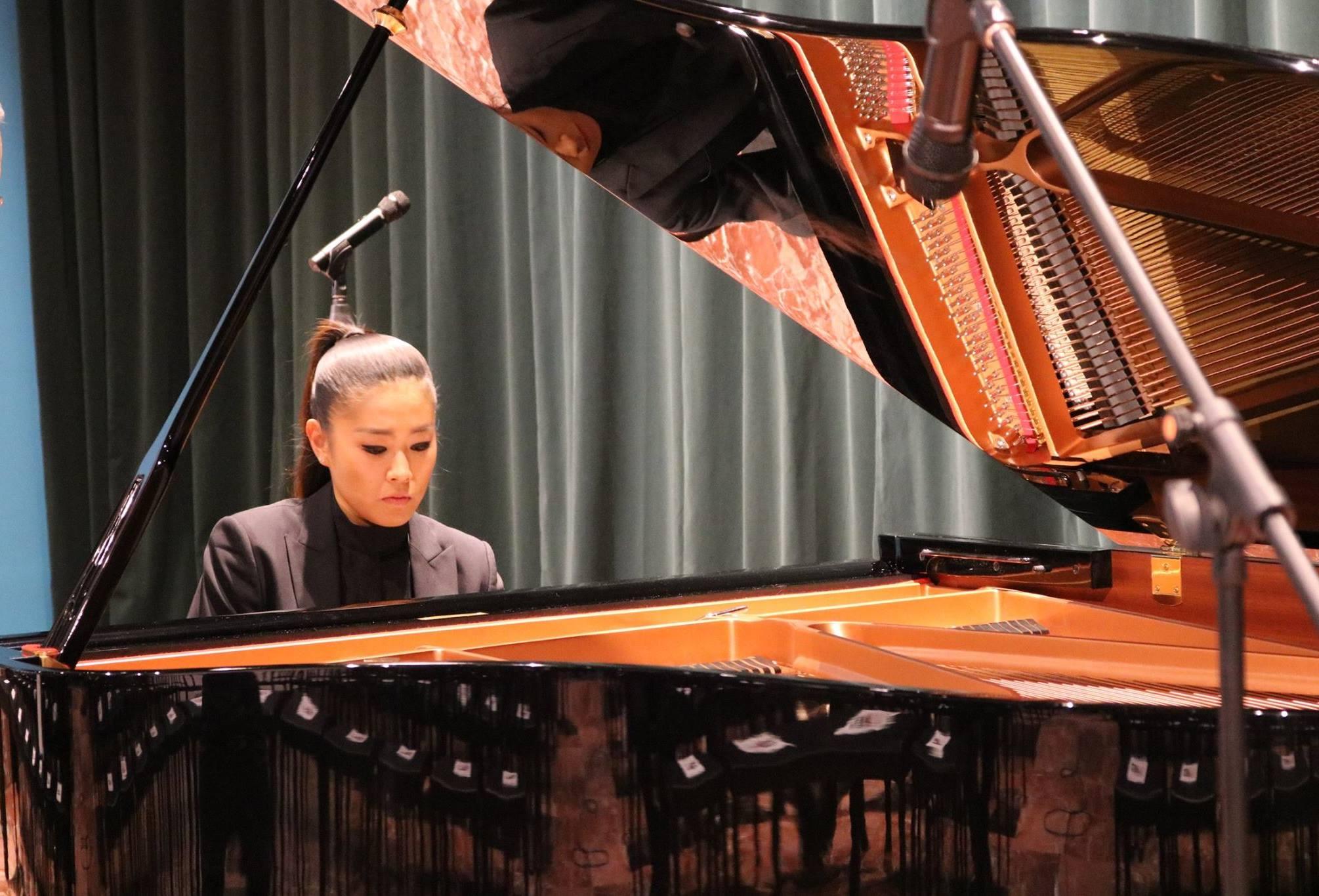 Pianistja e mirënjohur Gile Bae