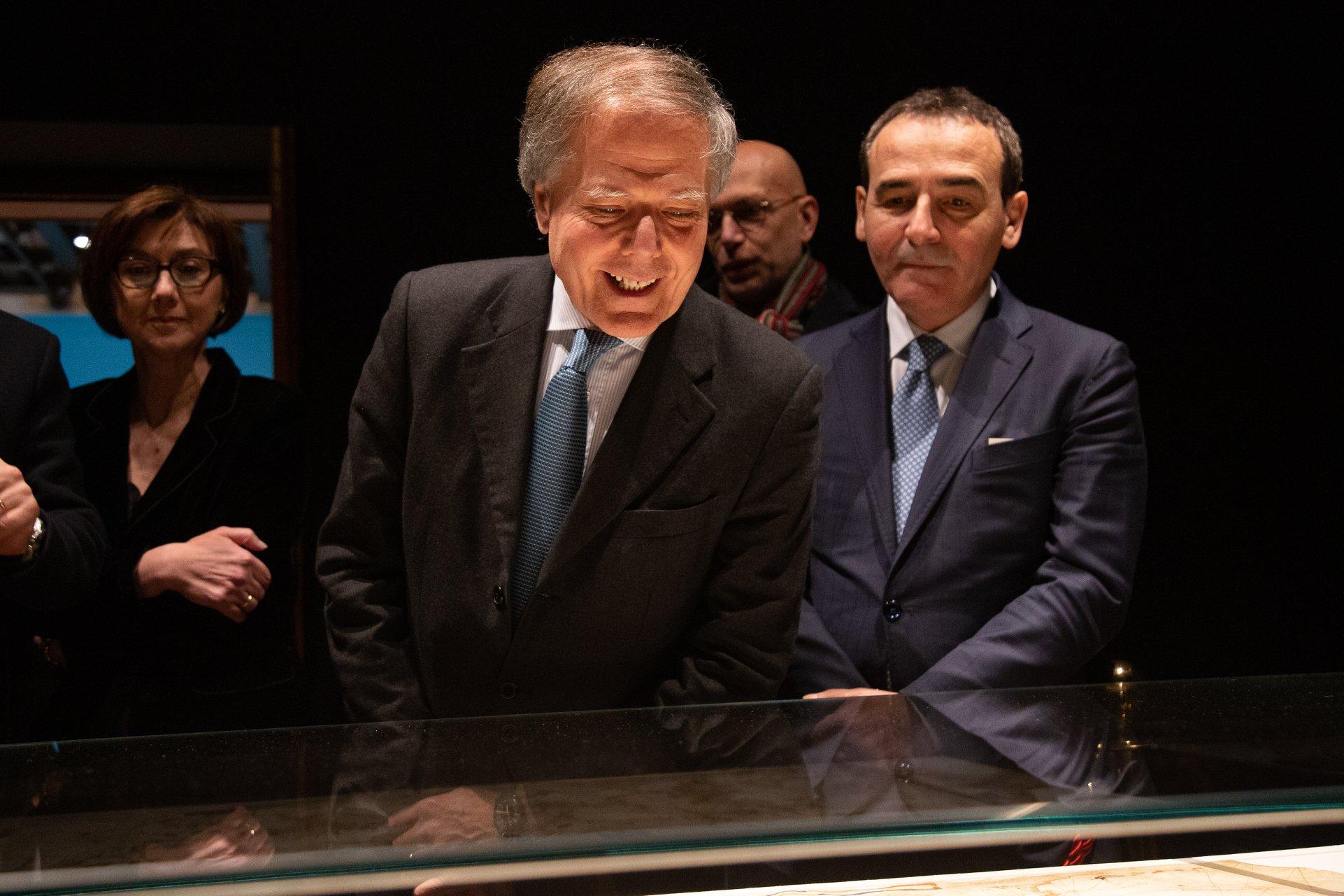 Ministri Italian i Punëve të Jashtme